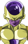 golden freezer  gold frieza by saodvd-d8o8z6g