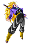 ssj3 future trunks by boscha