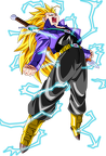 ssj3 future trunks by boschal