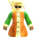 dragonball online super sayian render font by dumke-d4s5m3t