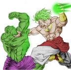 Renders Dragon Ball VS Comics