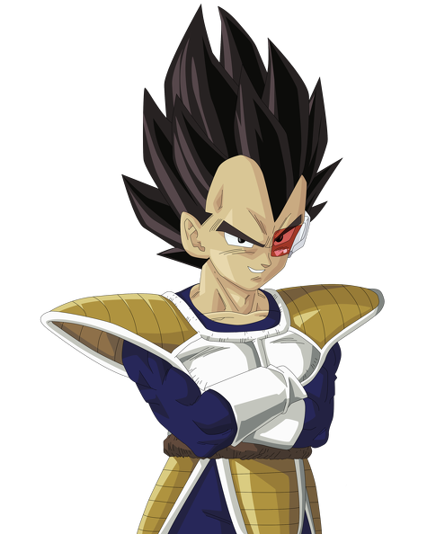 Vegeta Render Extraction Png By Tatty Bojangles D575z5a Renders