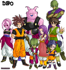 Renders Dragon ball online by forbidden time