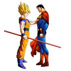 goku and superman render by jayc79-d5r5knm