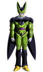 Perfect Cell - DBZ Androids & Cell Saga