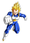 Vegeta Ssj Render Dragon Ball OR