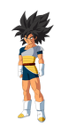 young broly rage form by lssj2 dcp6epr-fullview